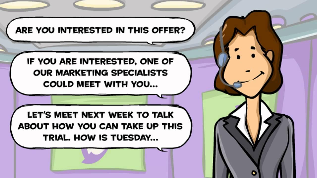 Cold Calling Training Tips - ITEL Marketing - B2B Etiquette