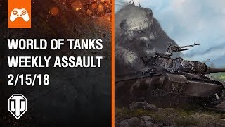 Console: World of Tanks Weekly Assault #39