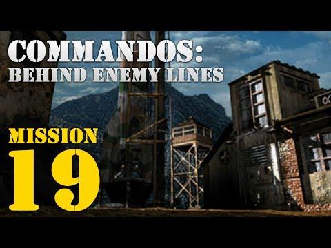 Commandos: Behind Enemy Lines -- Mission 19: Frustrate Retaliation