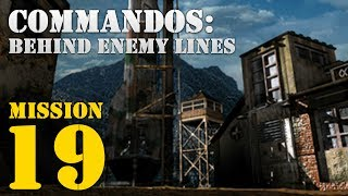 Commandos: Behind Enemy Lines -- Mission 19: Frustrate Retaliation