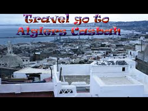 The Casbah of algiers City