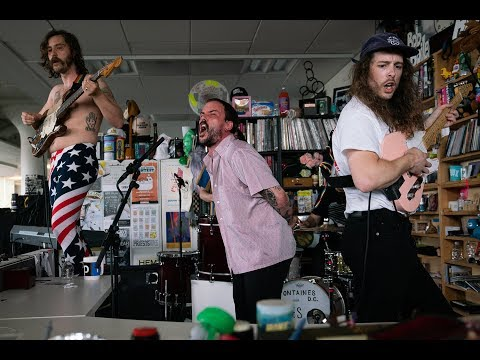 IDLES: NPR Music Tiny Desk Concert