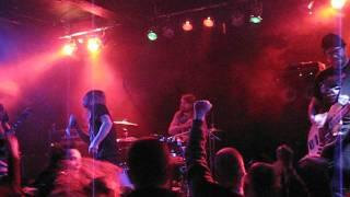 Rajoitus live in Göteborg 2012