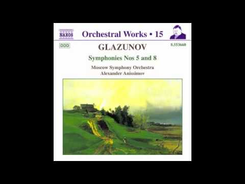 Glazunov - Symphony No. 8, Allegro