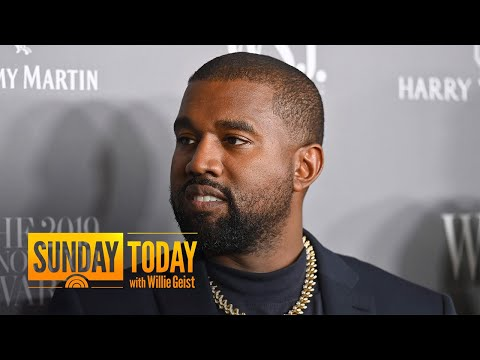 Kanye West Tweets He's Running For President In 2020 | Sunday TODAY