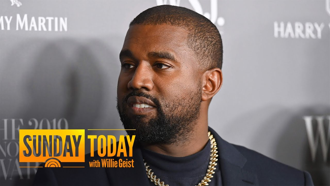 Kanye West says he's running for president. But he hasn't actually ...