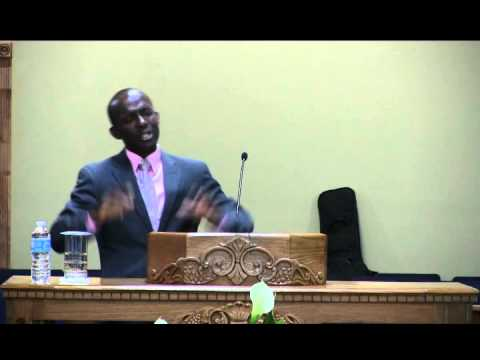 Pastor Pedro S Williams- The Working of the Spirit