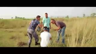 bhairav-nepali-action-movie-nikhil-upreti-perfect-shoot