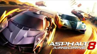 Professional Griefers - deadmau5 ft  Gerard Way【Asphalt 8 Airborne OST】