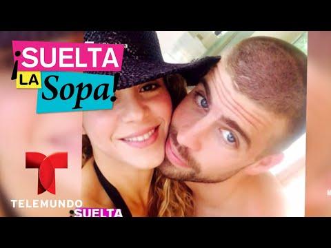Shakira y Piqué, ¿separados por una infidelidad? | Suelta La Sopa | Entretenimiento