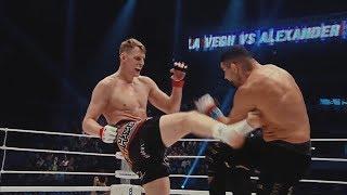 Alexander Volkov vs Attila Vegh, M-1 Challenge 68