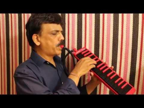 Bhor bhaye panghat pe Pallav Pandya instrumental