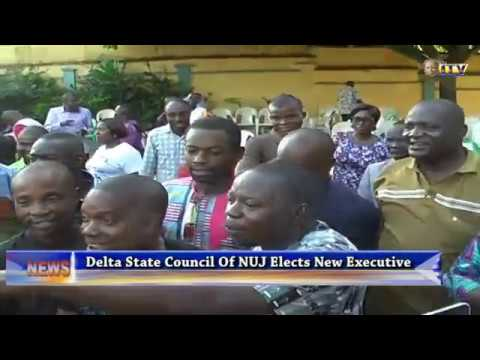 Delta State Council of NUJ elects new executive