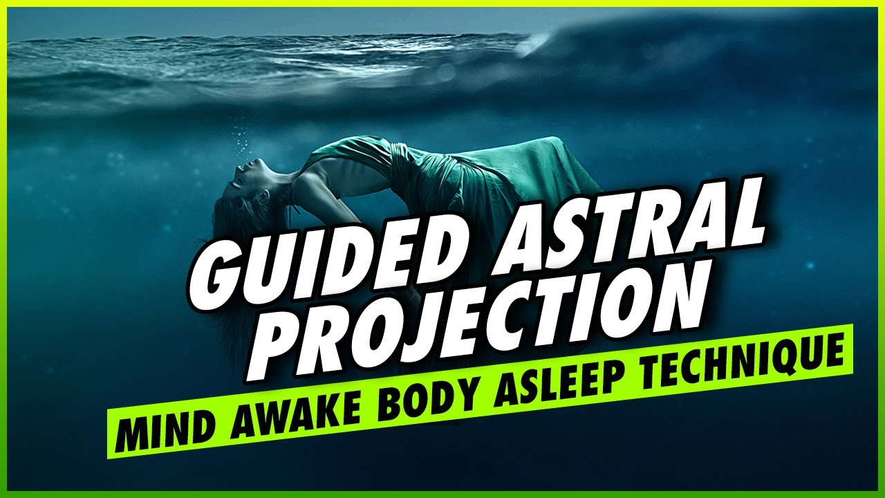 Download Guided Astral Projection: Astral Projection Meditation Beginner & Out Of Body Experience Hypnosis