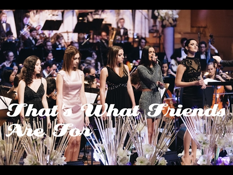 That's What Friends Are For - Gimnazija Kranj Symphony Orchestra and Choirs