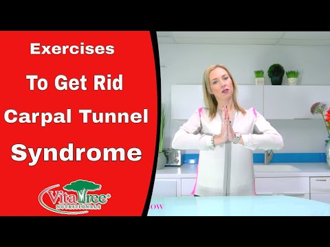 Exercises For Carpal Tunnel Syndrome -  VitaLife Show Episode 222