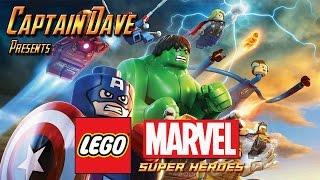 LEGO Marvel Super Heroes - Free Roam Part 6: Nuff Said