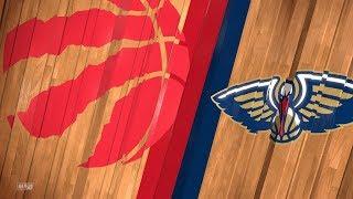 Toronto Raptors vs New Orleans Pelicans | Preseason Game 1 | NBA 2K19