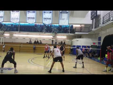 GEVA PVL vs Mamajuana Finals sets two and three - Volleyball