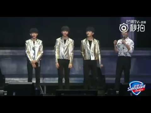 Download TFBOYS三周年北京演唱会高清直播 TFBOYS FANS' TIME - 3rd Anniversary Beijing Fan Meeting Wang Yuan  Tập 1 13.08.16