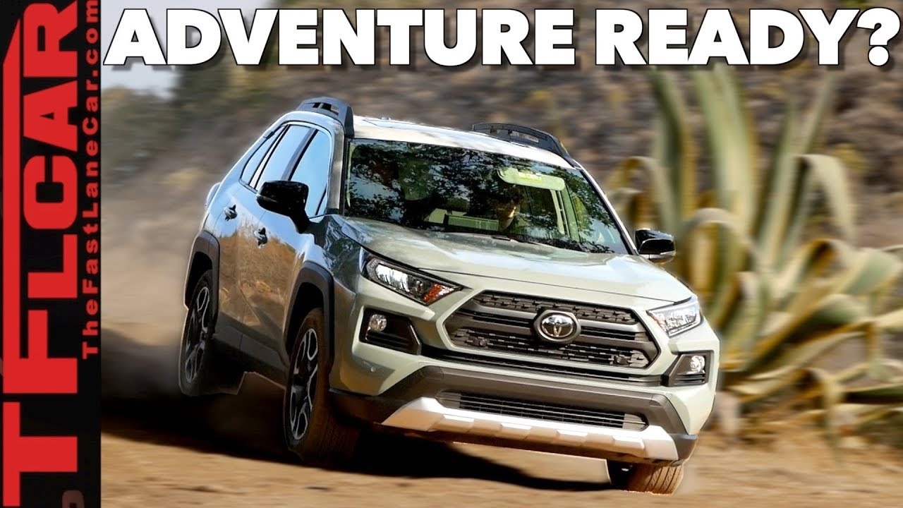 2019 Toyota RAV4 Review: Can It Actually Go Off-Road ...