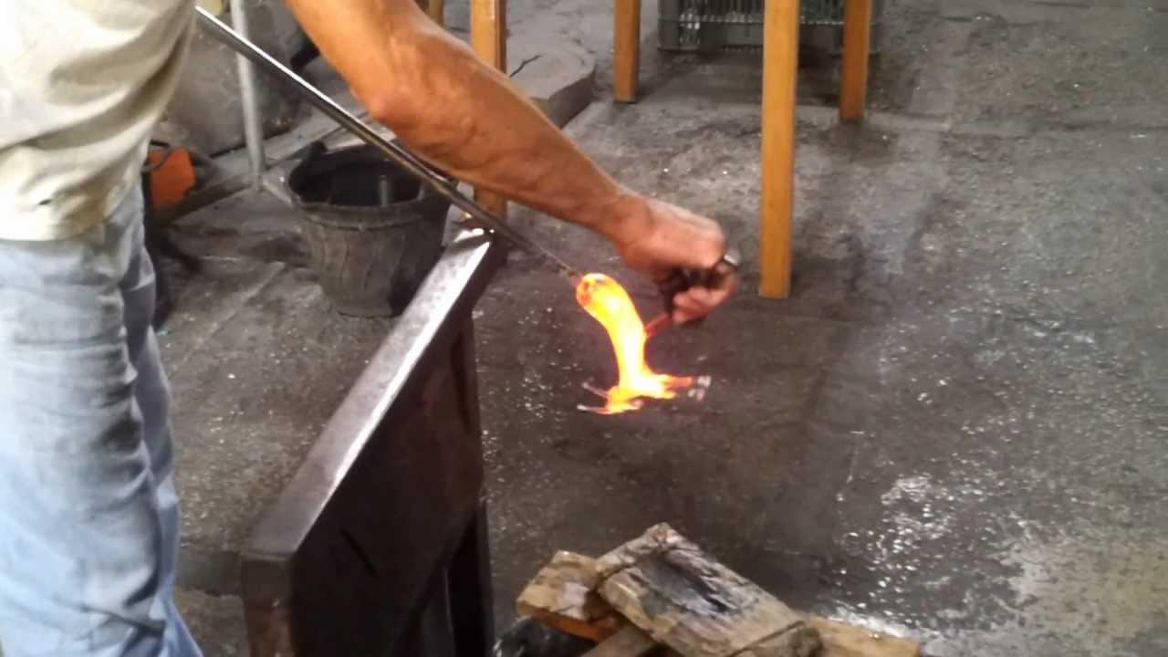 F brica de vidrio can gordiola en mallorca youtube - Fabricas de cristal en espana ...