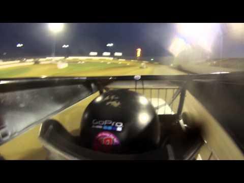 Outlaw Motor Speedway 4/11/15 Heat Race