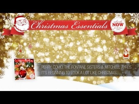 Perry Como & Mitchell Ayres - It's Beginning to Look a Lot Like Christmas // Christmas Essentials