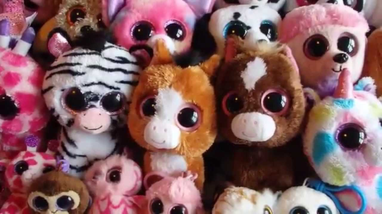db73cc9cd1f My Beanie Boo Collection! - YouTube