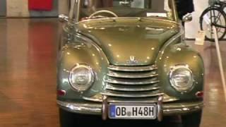 60 Jahre DKW in Düsseldorf Ausstellung im Meilenwerk