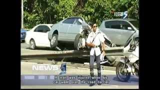 Lornie Road Accident - 19Jan2012