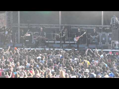 Ihsahn with Leprous - On the Shores @ Brutal Assault 2013