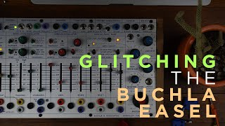 Glitching the Buchla Easel Command