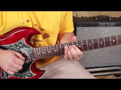 Blues Rock Soloing - Eric Clapton And Cream Inspired Licks And Blues Guitar Lesson