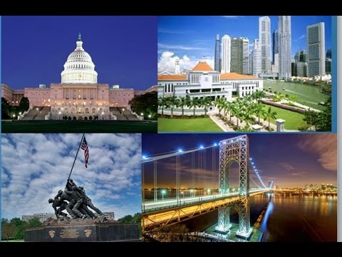 10 Most Beautiful Capitals in the World 2017
