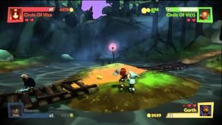 Fable Heroes gameplay - Dark Aurora