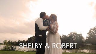 Shelby & Robert | Wedding Highlight | A Beautiful Heart-felt Backyard Wedding in Brussels, ON