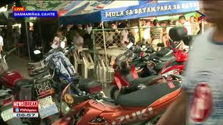 NEWS BREAK: Update sa sitwasyon sa SNES Dasmariñas, Cavite kaugnay ng pagbubukas ng halalan