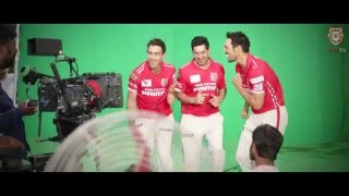 KXIP Sher | Behind the scene | IPL 9