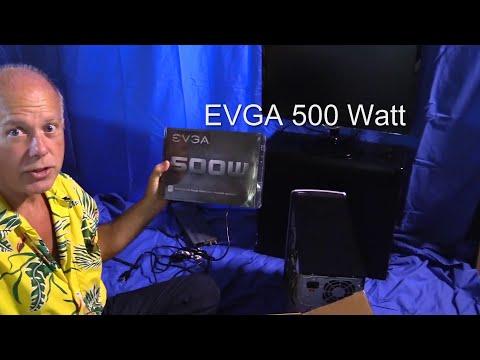 EVGA Power Supply Upgrade