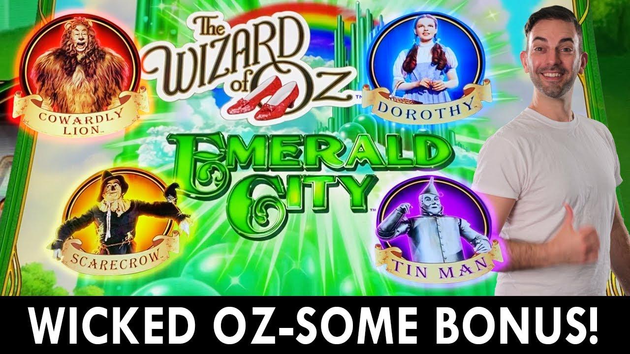 👠 WICKED OZSOME BONUS 💫 From Louisiana to Emerald City!