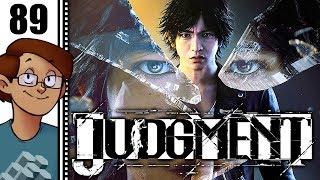 Let's Play Judgment Part 89 - Voluptuous Woman: Poker