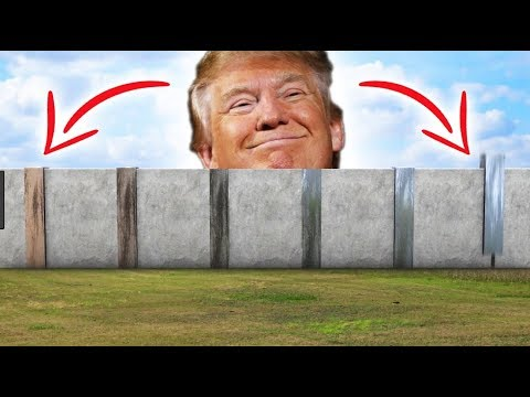 DEMOCRATS GIVE IN ON THE WALL BUT TRUMP SAYS NO !!!