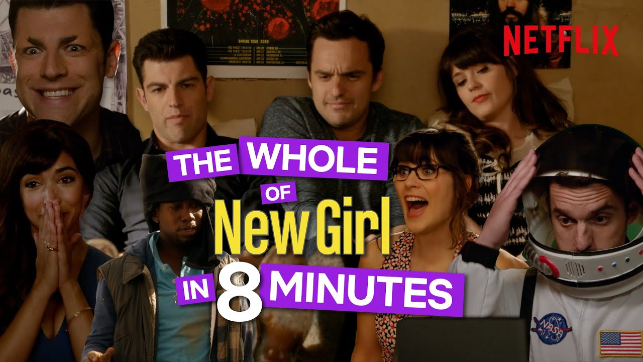 Download New Girl - 3 Seconds From Every Episode