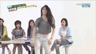 Video [LIVE_HD] 140924 T ARA Jiyeon Sexy Dance @Weekly Idol download MP3, 3GP, MP4, WEBM, AVI, FLV Oktober 2018