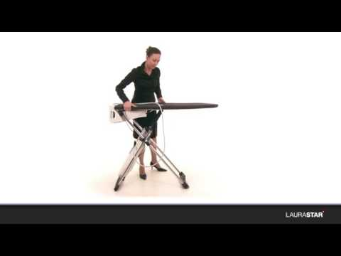 Салон-магазин Умная Кухня - гладильные системы LauraStar - YouTube