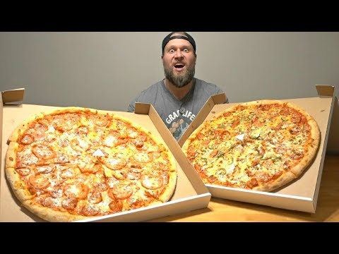 "GIANT 21"" Pizza Challenge"