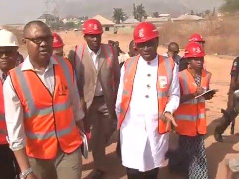 Rotimi Amaechi Transport Minister Takes Off Rail Lines