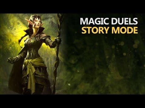 Nissa: Story Mode - Magic Duels: Origins