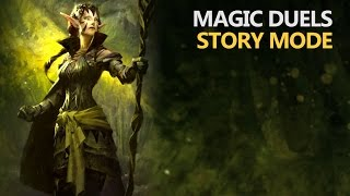 Nissa: Story Mode - Magic Duels: Origins